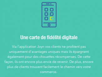 carte de fidelité EMG (Evolution media Group)